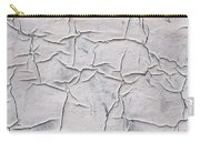 Cracked Paint Carry-all Pouch