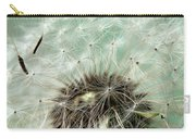 Dandelion Seeds On Flower Head Carry-all Pouch