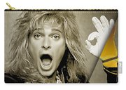 David Lee Roth Collection Carry-all Pouch