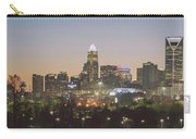 Early Morning In Charlotte Ncorth Carolina January 2018 Carry-all Pouch