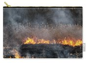 Fires Sunset Landscape Carry-all Pouch