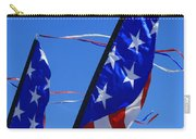 Patriotic Flying Kite Carry-all Pouch