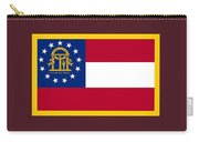 Georgia Flag Carry-all Pouch