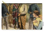 Geronimo 1829-1909.  To License For Professional Use Visit Granger.com Carry-all Pouch