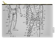 G.i. Joe Patent 1964  Carry-all Pouch