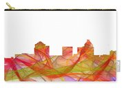 Greensboro North Carolina Skyline Carry-all Pouch