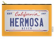 Hermosa Beach. Carry-all Pouch