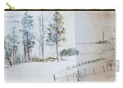 Idaho Landscape Book Carry-all Pouch