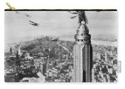 King Kong, 1933 Carry-all Pouch by Granger