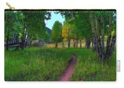 Landscape Wall Carry-all Pouch