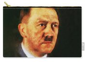 Leaders Of Wwii, Adolf Hitler Carry-all Pouch