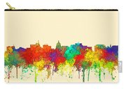Madison Wisconsin Skyline Carry-all Pouch