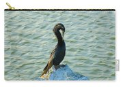 Male Anhinga Carry-all Pouch