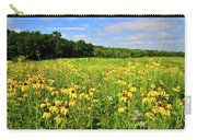 Marengo Ridge Wildflowers Carry-all Pouch