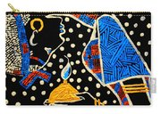 Murle South Sudanese Wise Virgin Carry-all Pouch