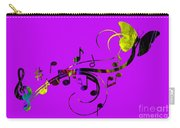 Music Flows Collection Carry-all Pouch
