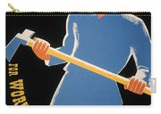 New Deal: Wpa Poster Carry-all Pouch