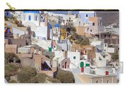 Oia - Santorini Carry-all Pouch