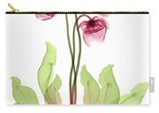 Pitcher Plant Flowers, X-ray Carry-all Pouch