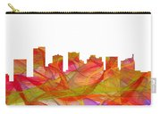 Scottsdale Arizona Skyline Carry-all Pouch