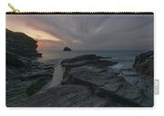 Trebarwith Strand - Cornwall Carry-all Pouch