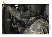 Uh-60 Black Hawk Crew Chief Carry-all Pouch
