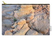 Valley Of Fire Sunrise Carry-all Pouch