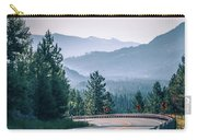 Vast Scenic Montana State Landscapes And Nature Carry-all Pouch