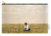 Whistling For Plover Carry-all Pouch