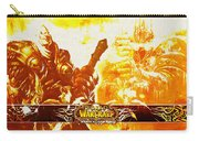 World Of Warcraft Carry-all Pouch