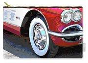 61 Corvette Carry-all Pouch