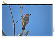 62- Red-bellied Woodpecker  Carry-all Pouch