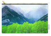Nature Work Landscape Carry-all Pouch
