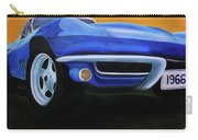 66 Corvette - Blue Carry-all Pouch