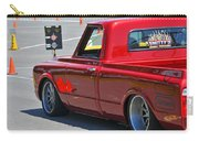 '67 Chevy C10 Awaits Green Light Carry-all Pouch
