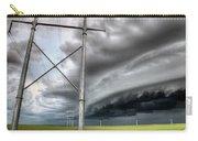 Storm Clouds Saskatchewan Carry-all Pouch