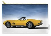 '69 Corvette Sting Ray Carry-all Pouch