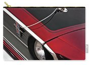 69 Mustang Hood Pin And Grille Carry-all Pouch