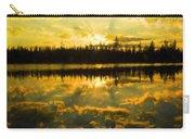 Nature Landscape Light Carry-all Pouch
