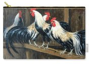 #69 - Roosters Carry-all Pouch