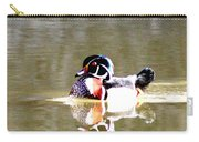 6966 - Wood Duck Carry-all Pouch
