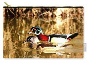 6980 - Wood Duck Carry-all Pouch