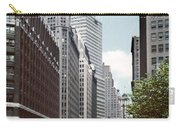 6th Avenue New York 1950 Carry-all Pouch