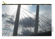 6th Street Bridge Backlit Carry-all Pouch