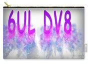 6ul Dv8 Carry-all Pouch