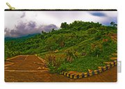6x1 Philippines Number 470 Panorama Tagaytay Carry-all Pouch
