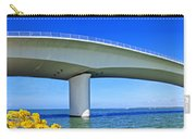 6x1 Sarasota Skyline With Ringling Causeway Bridge Carry-all Pouch
