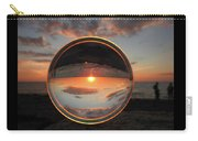 7-26-16--4577 Don't Drop The Crystal Ball, Crystal Ball Photography Carry-all Pouch