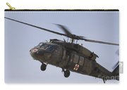 A Uh-60 Blackhawk Medivac Helicopter Carry-all Pouch