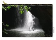 Australia - Peering Into Natural Arch Waterfall Carry-all Pouch
